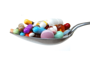 spoonfull of medicines