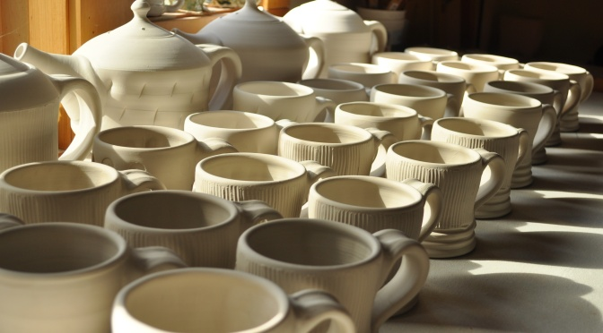 Ceramic drying