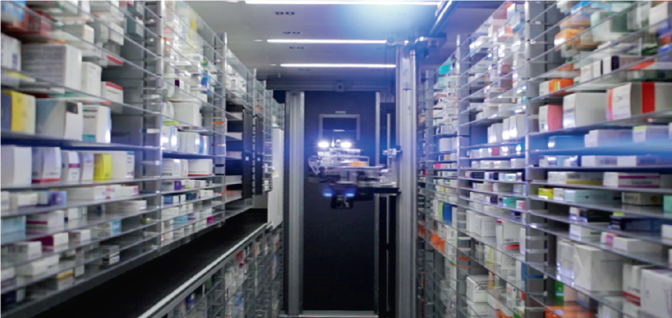 Pharmacy Business Case – MEDICINES NEED WATCHING – CLOSELY!