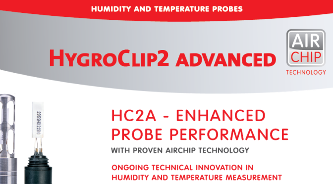 The Hygroclip2 Advanced Revolution + Evolution + Innovation