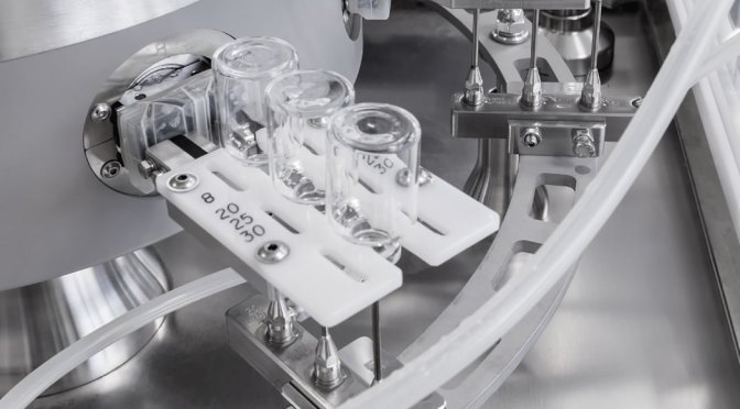 Steriline depends on the reliability of Rotronic Measurement Devices