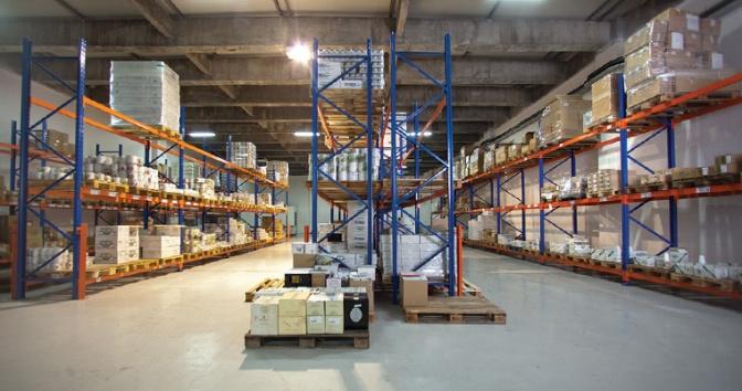 Live Warehouse Monitoring at Keppel